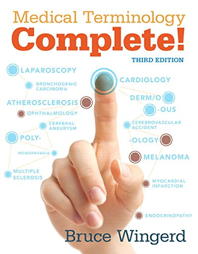 9780134042381: Medical Terminology Complete! (3rd Edition)