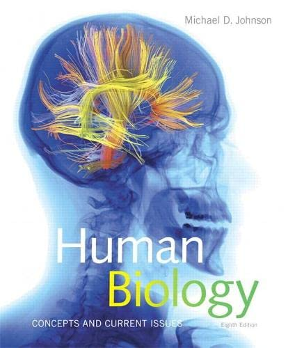9780134042435: Human Biology: Concepts and Current Issues (Masteringbiology, Non-Majors)