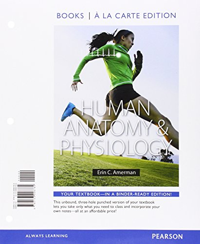 9780134042725: Human Anatomy & Physiology, Books a la Carte Plus MasteringA&P with eText -- Access Card Package