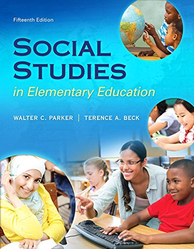 9780134043159: Social Studies in Elementary Education, Enhanced Pearson Etext with Loose-Leaf Version -- Access Card Package (What's New in Curriculum & Instruction)