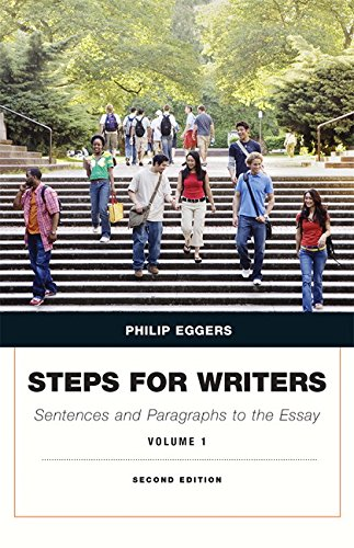 9780134046310: Steps for Writers: Sentence and Paragraph to the Essay, Volume 1 (2nd Edition)