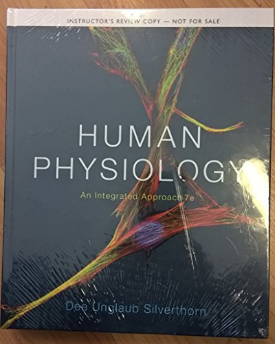 9780134047195: Instructor's Review Copy for Human Physiology: An Integrated Approach