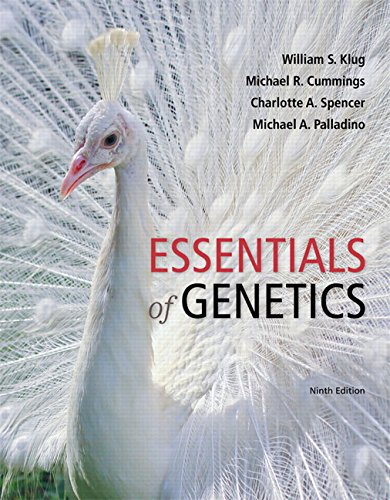 9780134047201: Essentials of Genetics Plus Masteringgenetics with Etext -- Access Card Package