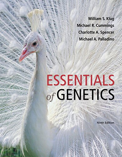 9780134047799: Essentials of Genetics