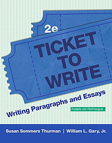 focus on writing paragraphs and essays 2nd edition Buy expressways: writing scenarios paragraphs to essays 3rd edition (9780205058068) by kathleen t mcwhorter for up to 90% off at textbookscom.