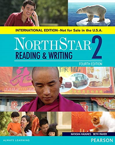 9780134049755: NorthStar Reading and Writing 2 SB, International Edition (4th Edition)