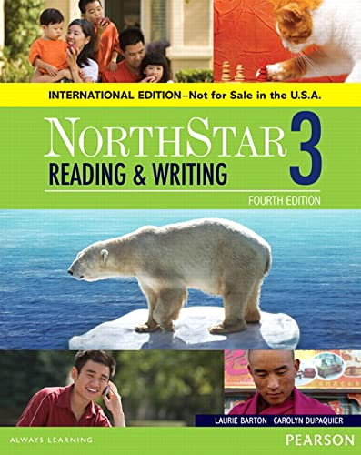 9780134049762: NorthStar Reading and Writing 3 SB, International Edition (4th Edition)