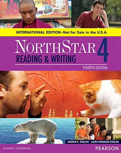 9780134049779: NorthStar Reading and Writing 4 SB, International Edition (4th Edition)