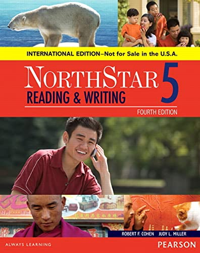 9780134049786: NorthStar Reading and Writing 5 SB, International Edition (4th Edition)