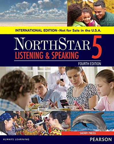 9780134049830: NorthStar Listening and Speaking 5 SB, International Edition (4th Edition)