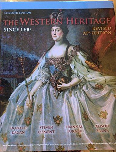 9780134050225: Western Heritage, since 1300