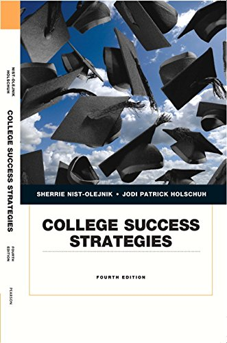 9780134051857: College Success Strategies (4th Edition)