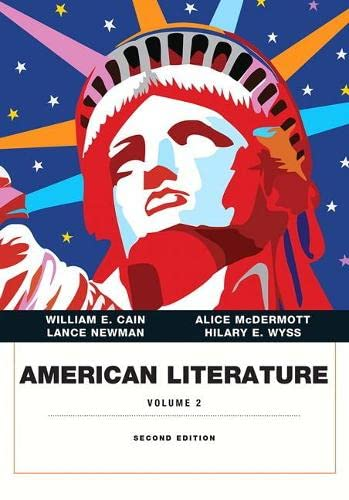 9780134053363: American Literature, Volume II (2nd Edition)
