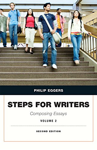 9780134053394: Steps for Writers: Composing Essays, Volume 2 (2nd Edition)