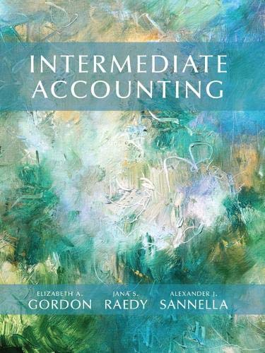 Intermediate Accounting Plus MyAccountingLab with Pearson eText -- Access Card Package: Alexander J...