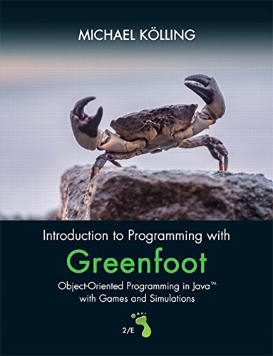 9780134054292: Introduction to Programming with Greenfoot: Object-Oriented Programming in Java with Games and Simulations