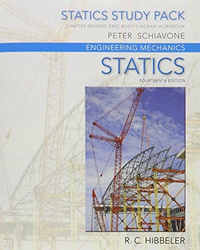 Statics Study Pack