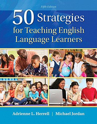 9780134057293: 50 Strategies for Teaching English Language Learners with Enhanced Pearson Etext -- Access Card Package (Teaching Strategies)
