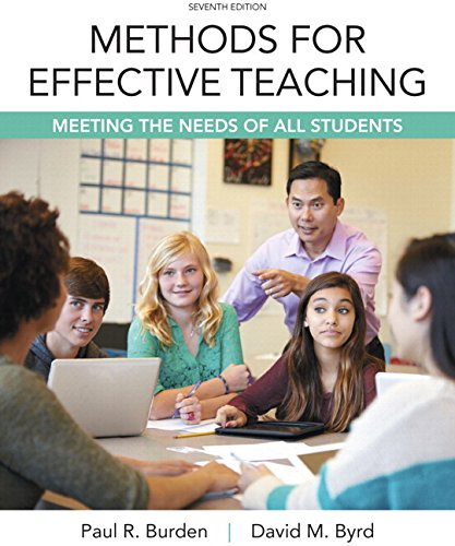 9780134057583: Methods for Effective Teaching: Meeting the Needs of All Students, Enhanced Pearson eText with Loose-Leaf Version - Access Card Package (7th Edition)