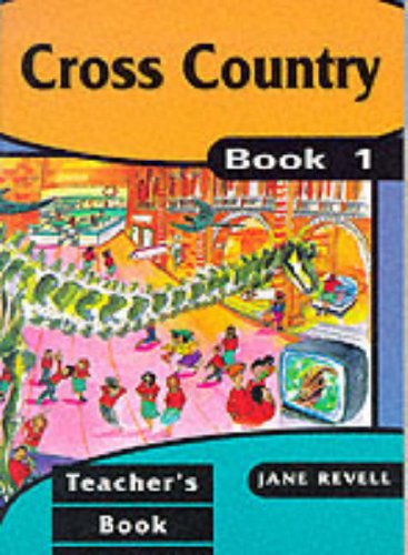 9780134057965: Cross Country: Teacher's Book Level 1 (CRCO)