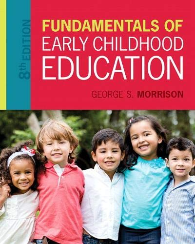 9780134060330: Fundamentals of Early Childhood Education (8th Edition)