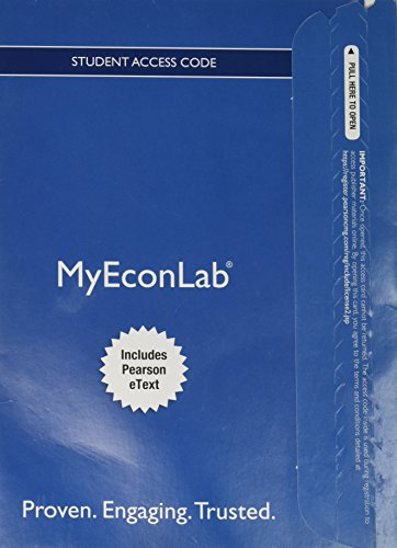 MyEconLab with Pearson eText -- Access Card -- for Principles of Macroeconomics: Karl E. Case