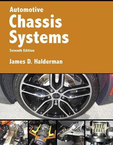 9780134064451: Automotive Chassis Systems (7th Edition) (Automotive Systems Books)
