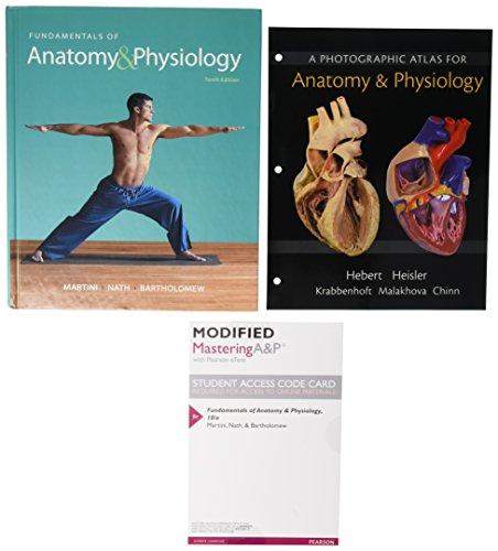 9780134066097: Fundamentals of Anatomy & Physiology, Photographic ...