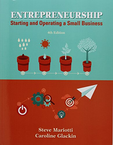 9780134072074: Entrepreneurship: Starting and Operating A Small Business; LivePlan 6-Month Access Card (4th Edition)