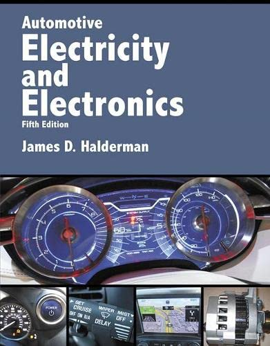 9780134073644: Automotive Electricity and Electronics (5th Edition) (Automotive Systems Books)