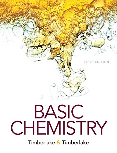 9780134074306: Basic Chemistry Plus MasteringChemistry with Pearson eText -- Access Card Package (5th Edition)