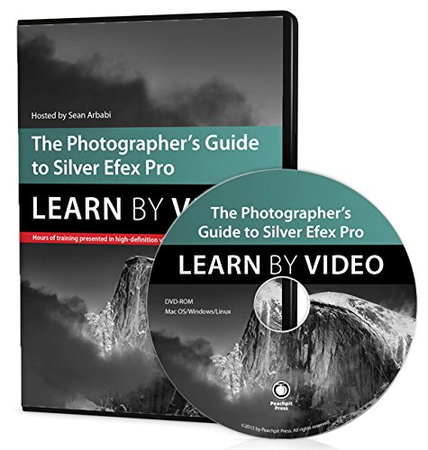 9780134076140: The Photographer's Guide to Silver eFex Pro: Learn by Video