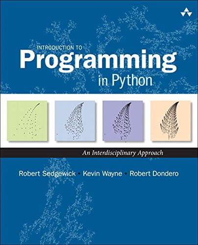 9780134076430: Introduction to Programming in Python: An Interdisciplinary Approach