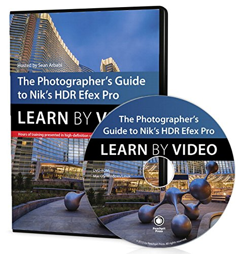 9780134076928: The Photographer's Guide to HDR eFex Pro: Learn by Video