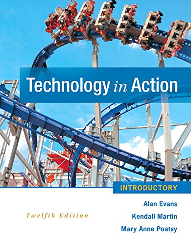 9780134079479: Technology in Action Introductory: Introductory