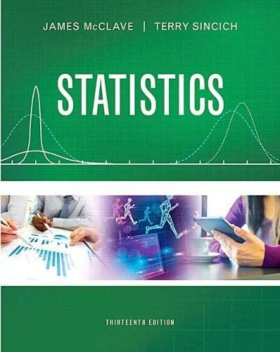 9780134080215: Statistics (13th Edition)