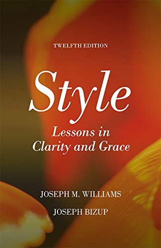 9780134080413: Style: Lessons in Clarity and Grace (12th Edition)