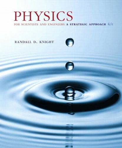 9780134081496: Physics for Scientists and Engineers: A Strategic Approach, Standard Edition (Chs 1-36) (4th Edition)