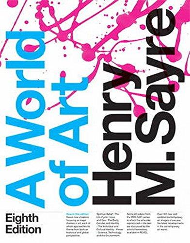9780134081809: A World of Art