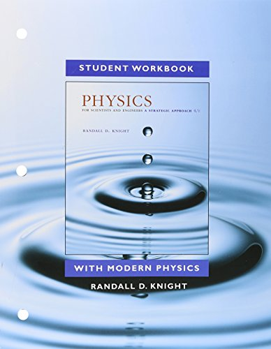 9780134083162: Student Workbook for Physics for Scientists and Engineers: A Strategic Approach with Modern Physics