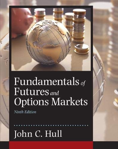 9780134083247: Fundamentals of Futures and Options Markets