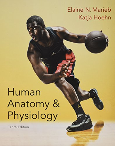 9780134085333: Human Anatomy & Physiology, Mastering A&P with Pearson eText & ValuePack Access Card, Brief Atlas of the Human Body (10th Edition)
