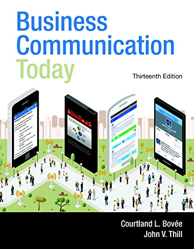 9780134088266: Business Communication Today Plus MyBCommLab with Pearson eText -- Access Card Package (13th Edition)
