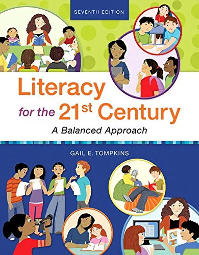 9780134090191: Literacy for the 21st Century + Revel Access Card: A Balanced Approach (What's New in Literacy)