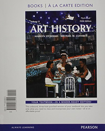 9780134091068: Art History Volume 2, Books a la Carte Edition & REVEL -- Access Card Package (5th Edition)