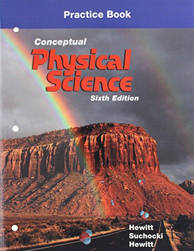 9780134091396: Practice Book for Conceptual Physical Science