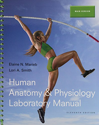 9780134095493: Human Anatomy & Physiology Laboratory Manual, Main Version, Mastering A&P with Pearson eText -- ValuePack Access Card, PhysioEx 9.1 CD-ROM (10th Edition)