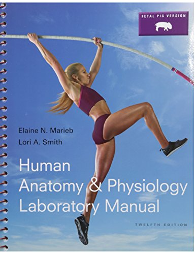 9780134095509: Human Anatomy & Physiology Laboratory Manual, Fetal Pig Version; Mastering A&P with Pearson eText - ValuePack Access Card - for Human Anatomy & Physiology Laboratory Manuals; (12th Edition)