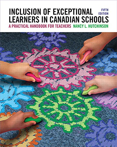 Inclusion of Exceptional Learners in Canadian Schools: Hutchinson, Nancy L.
