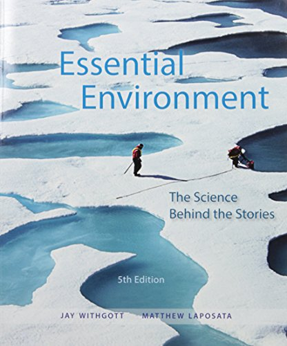 9780134096490: Essential Environment: The Science Behind the Stories; Modified Mastering Environmental Science with Pearson eText -- ValuePack Access Card -- for ... The Science Behind the Stories (5th Edition)